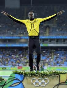 Bold All by Usain Bolt Cements His Legacy As The Greatest Sprinter