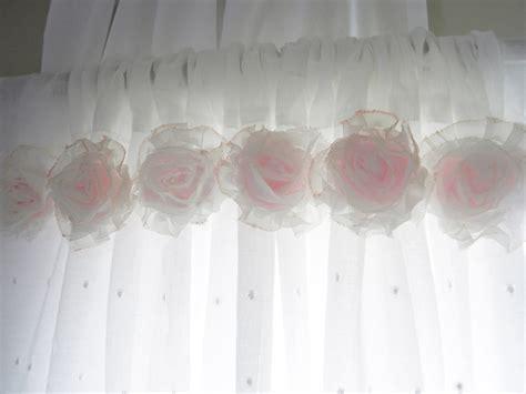 shabby chic curtains for nursery shabby chic pink flower curtains baby nursery