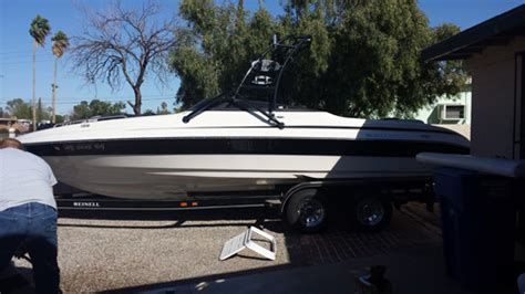 Boat Trailer Parts Tucson by Custom Boat Vinyl Installation Innovative Signs Of