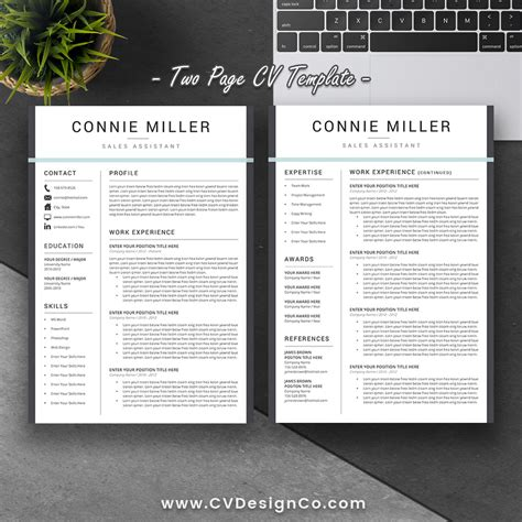 Popular Cv Templates by Best Selling Ms Office Word Resume Cv Bundle The