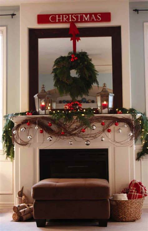 fireplace decorations 50 absolutely fabulous mantel decorating ideas