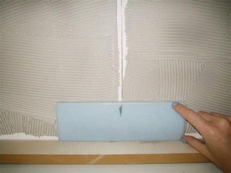 Glass Tile Backsplash Installation :  Add A Glass Tile Backsplash