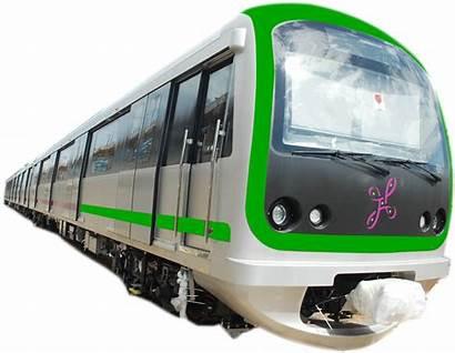 Metro Train Rail Construction Bengaluru Contract Phase