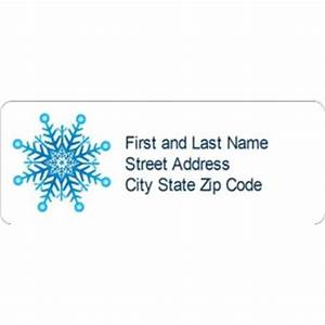 templates snowflake address labels 30 per sheet avery With avery 8860 template