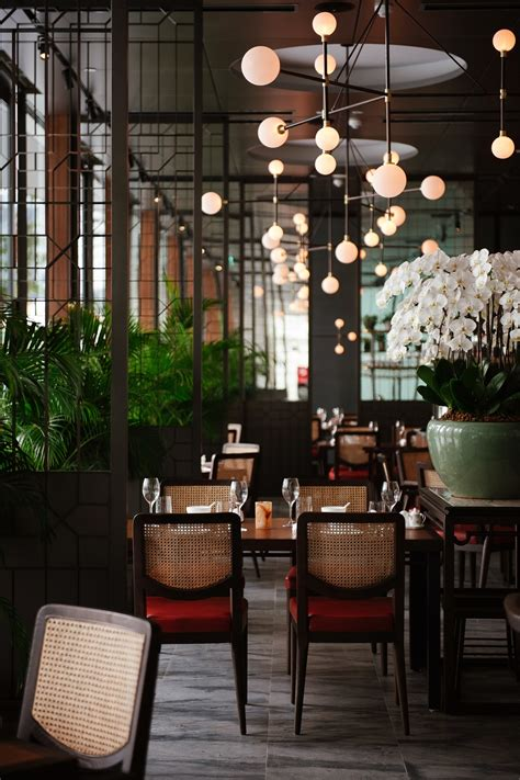 empress  stylish modern chinese restaurant