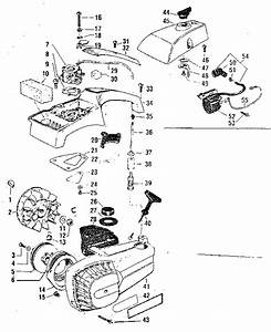 358 353690 Craftsman 16 Inch Gasoline Chain Saw