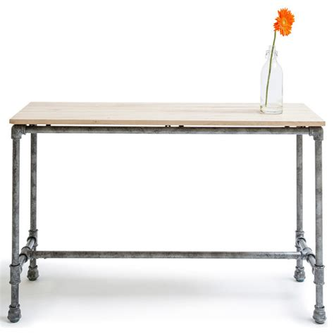 Side Sofa Tables by Griffin Sofa Table Industrial Console Tables By 5