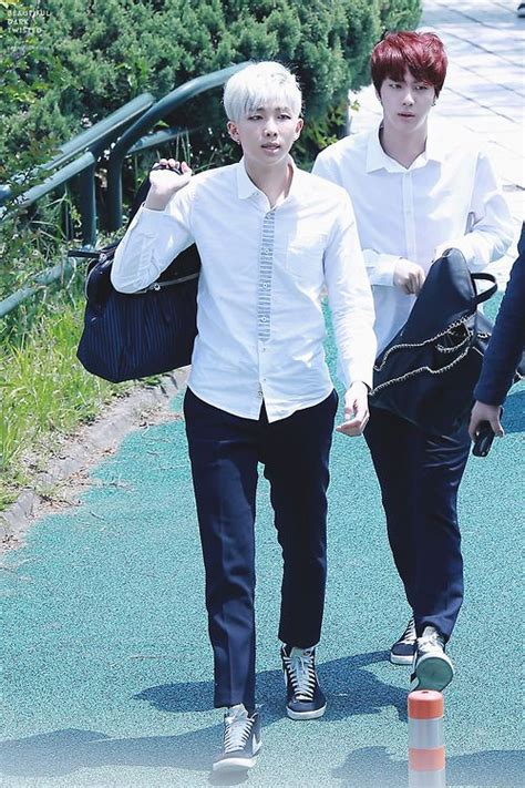 67 best images about u2665 u0026#92; NAMJiN // u2665 on Pinterest | Mother and father Cooking and Rap monster
