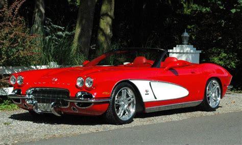 Custom 1962 Corvette Roadster