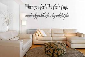 wall art inspirational quotes quotesgram With motivational wall art