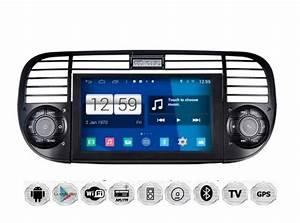 Fiat 500 Navi : fiat 500 autoradio android gps navigation touchscreen dvd ~ Kayakingforconservation.com Haus und Dekorationen