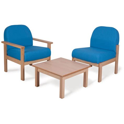 heavy duty wooden lounge seating