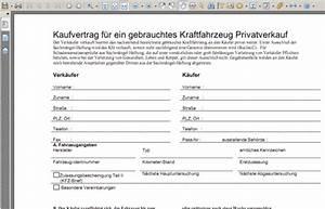 Kaufvertrag Haus Privat : auto kaufvertrag vorlage drucken privatverkauf ~ Lizthompson.info Haus und Dekorationen