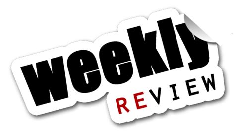 5 Steps To Plan Your Weekly Review
