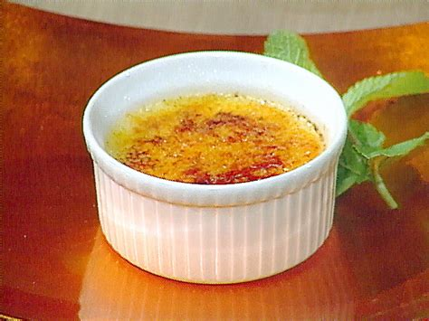 cuisine cr鑪e creme brulee recipe alton brown recipes food