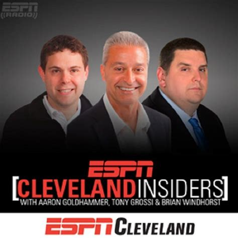 Tony Grossi | Biography, Age, ESPN, Podcast, Twitter ...
