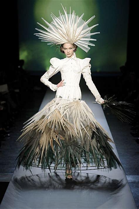 paris haute couture jean paul gaultier spring