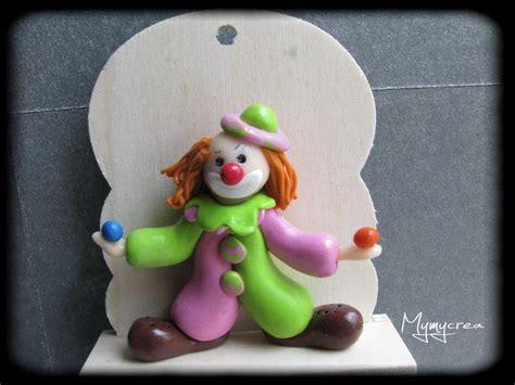 pate a modeler clown coin des enfatns le clown parole de p 226 te