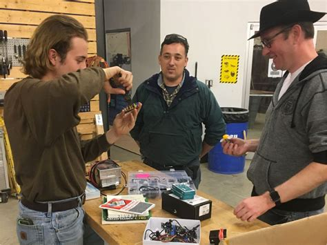makers edge makerspace