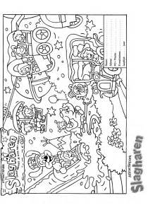 Kleurplaat Slagharen by Kleurplaat Pretpark 187 Animaatjes Nl