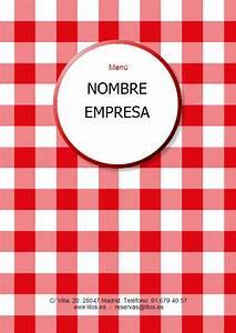 Crea tus menús digitales con el editor online de plantillas y templates de Editafacil es