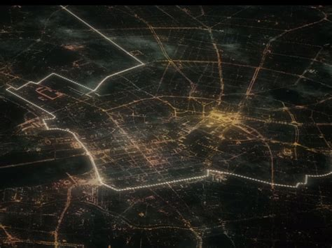 8 000 glowing balloons recreate the berlin wall wired