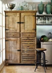 kitchen deco ideas idées originales de meubles en palettes archzine fr