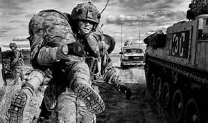Stirring collection of award-winning military photographs ...