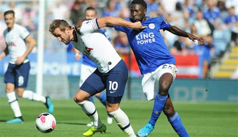 Premier League live: Tottenham Hotspur gegen Leicester ...