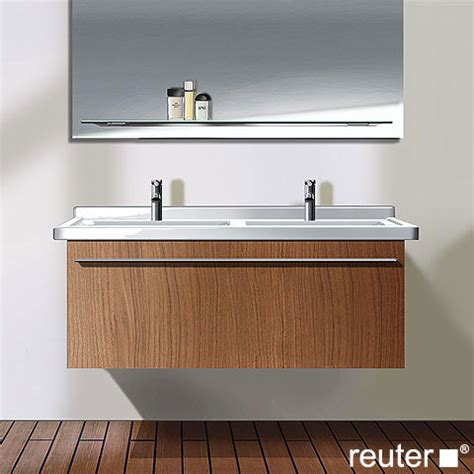 duravit x large vanity unit with 1 pullout compartment for washbasin cappuccino high