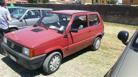 A Pandino il primo raduno Fiat Panda, grandissimo successo ...