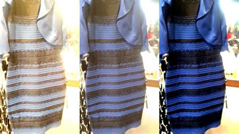 what is the color of the true color of the dress revealed