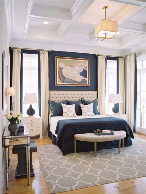 Bedroom Decor by Luxury Navy Blue Design Ideas Master Bedroom Decor Modern