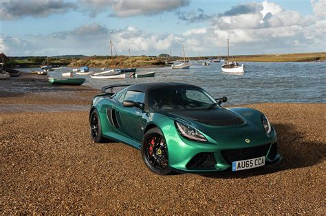 2016 Lotus Exige Sport 350 Is 112 Lbs Lighter Than An Exige S