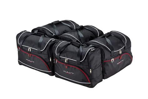 dachträger vw touran kjust vw touran 2015 kofferraumtaschen set 5 stk autotaschen sets vw touran ii 2010