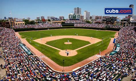 chicago cubs game day experience chicago cubs charities