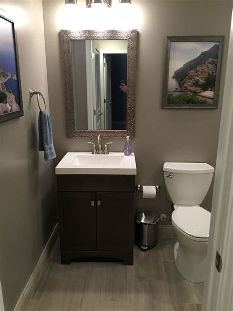 Finished Bathroom Ideas by Finished Basement Remodel Project Basement Bathroom