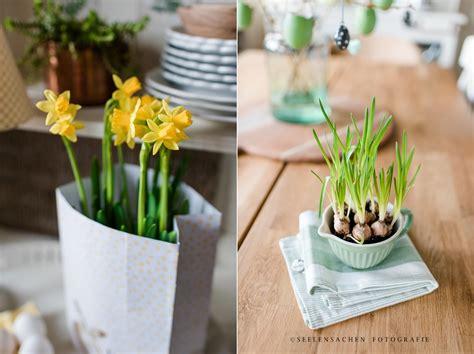 Frühjahrsspecial: It`s Green! Erste Osterdeko Im Haus