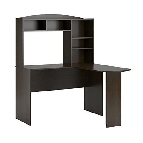 altra furniture dakota l shaped desk ameriwood home dakota space saving l desk with hutch dark