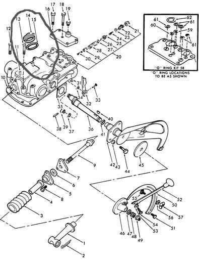 Ford Tractor Parts Diagram Automotive