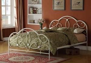 Bett 160x200 Günstig : wei romantik g nstig sicher kaufen bei yatego ~ Frokenaadalensverden.com Haus und Dekorationen