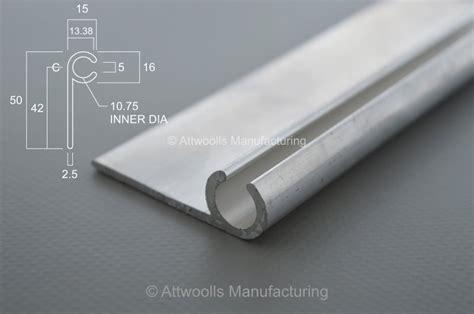 Awning Rail Large X 2.5m Length