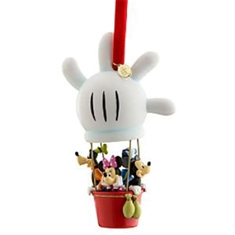 mickey mouse clubhouse glove balloon ornament