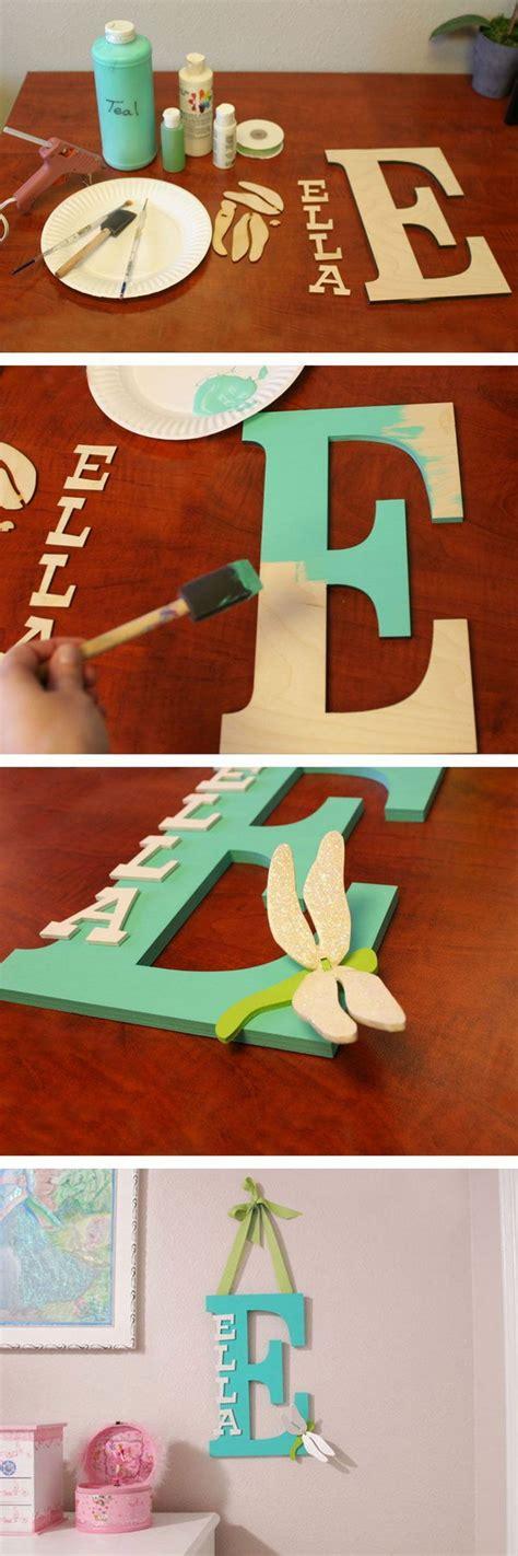 diy letter ideas tutorials hative