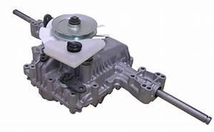 Tuff Torq K46 Hydrostatic Transmission