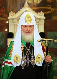 Patriarch Kirill Opposed the Decision of the Strasbourg ...