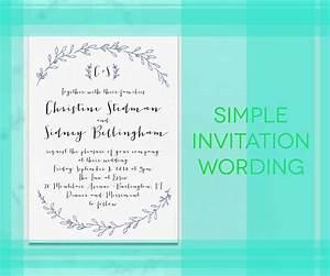 wedding reception invitation wording 21goweddingcom With wedding invitation for reception only wording samples