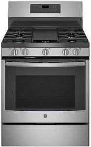Ge 30 U0026quot  Free Standing Gas Convection Range Jgb700sejss