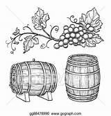 Wine Google sketch template
