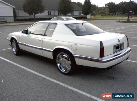 1992 Cadillac Eldorado For Sale by 1992 Cadillac Eldorado For Sale In Canada